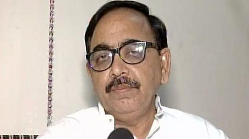 Some senior party members have hinted that Uttar Pradesh minister Swatantradev Singh, MLCs Vidyasagar Sonkar and Laxman Acharya, and MP Mahesh Sharma are likely replacements for Mahendra Nath Pandey. (Photo: ANI)