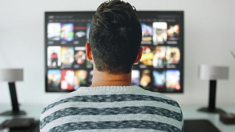 Television, however, continues to be the dominant force in India, with an estimated contribution of 39 per cent to the total ad spend in 2019, the report said. (Photo: File   Representational)
