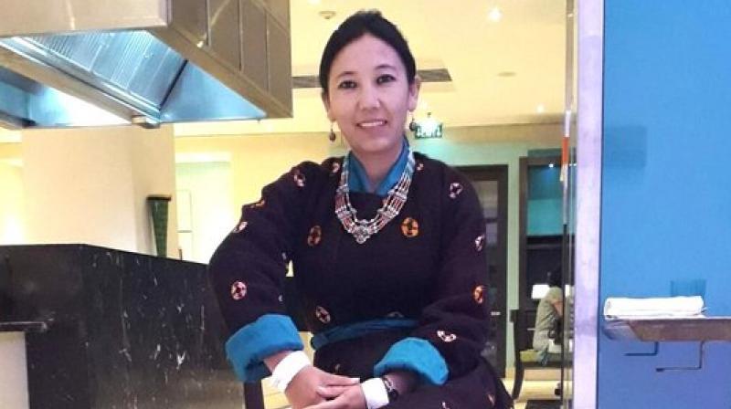 Nilza Wangmo, Chef (image-Twiiter)