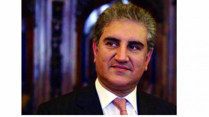 Qureshi said the matter will be taken up during Secretary of State Mike Pompeo's visit to the country on September 5. (Photo: File)
