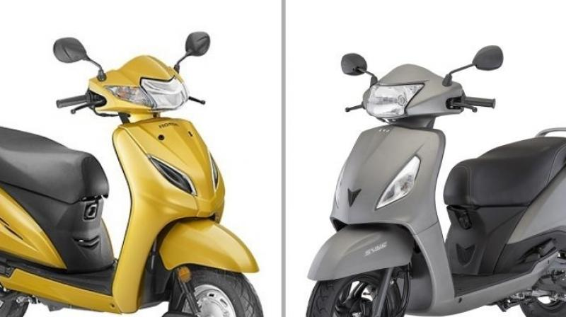 Scooters have grabbed a sizeable chunk of the two-wheeler market in the past decade and the highest contributor to that number is the Honda Activa.