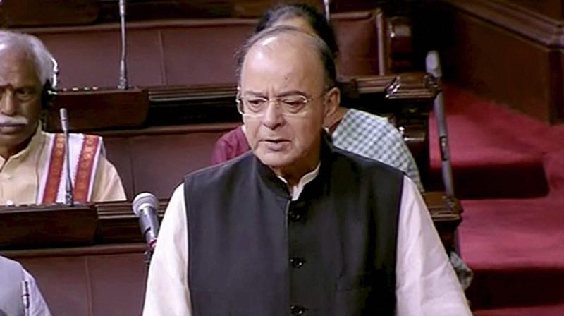 Finance Minister Arun Jaitley said when UPA was in power, then defence ministers Pranab Mukherjee and AK Antony had on 15 occasions told the Parliament that giving out such details would be against the interest of national security. (Photo: PTI/File)