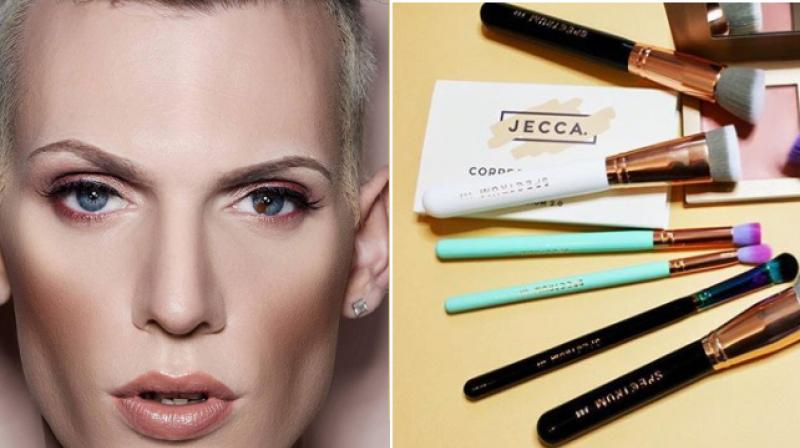 There is a new unisex beauty brand on the horizon, designed with transgender women in mind. (Photo: Instagram/jeccamakeup)