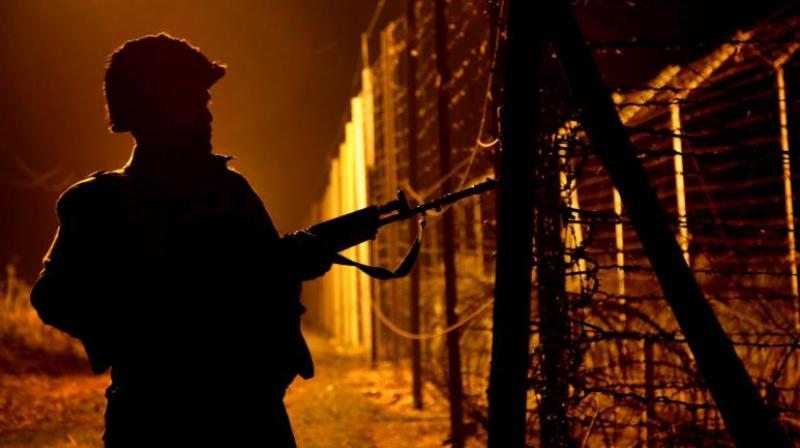 They said BSF has launched a massive search operation and also intimated their Pakistani counterparts after Paritosh Mondal went missing. (Photo: Representational)