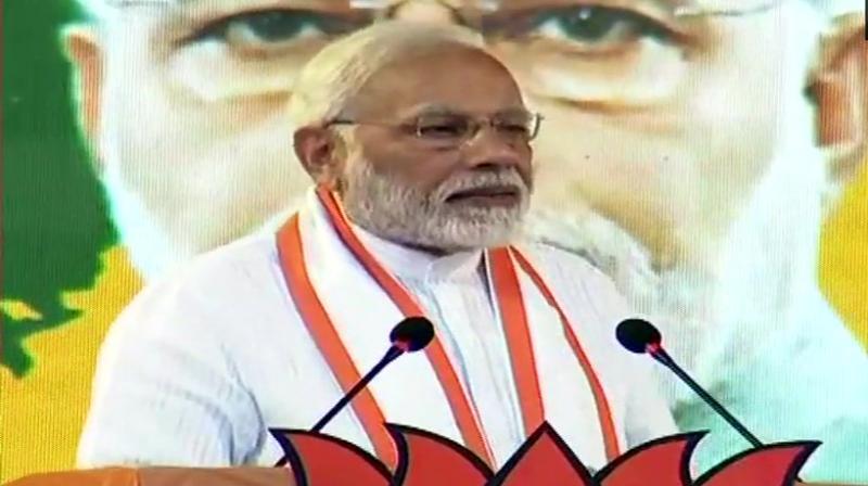 Prime Minister Narendra Modi   (Photo: Twitter | ANI)