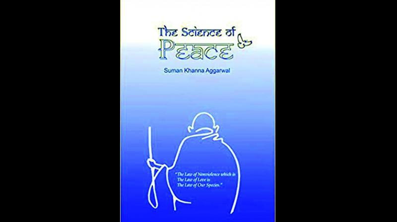 THE SCIENCE OF PEACE, By Suman Khanna Aggarwal  Shanti Sahyog Center for Peace & Conflict Resolution pp.179; Rs 699.