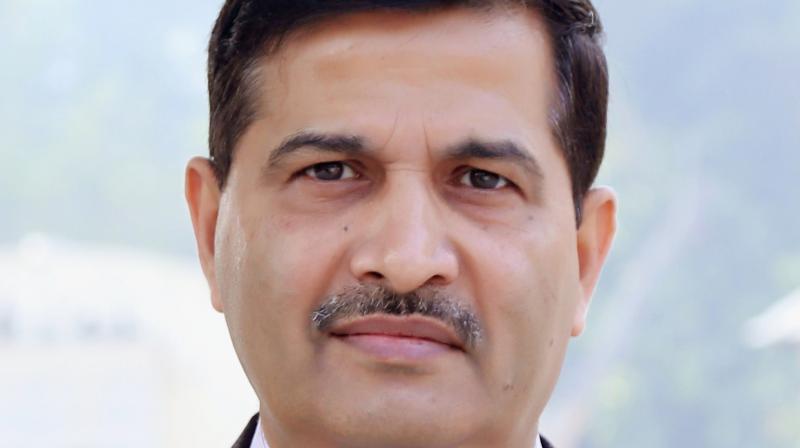 Ashwin Lohani (Wikimedia Commons)