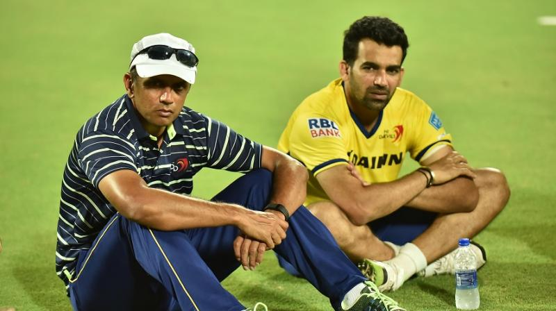 The CAC believes that the media coverage on Rahul Dravid and Zaheer Khan's appointments have put the committee members in bad light. (Photo: Delhi Daredevils))