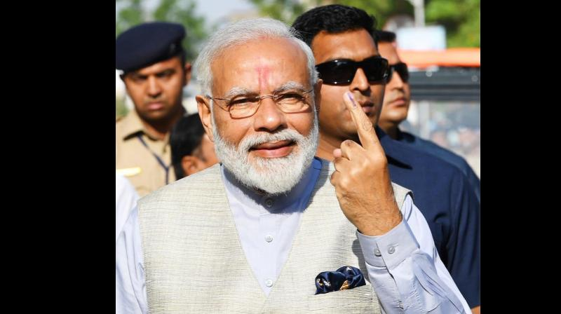 Narendra Modi launches 2019 Lok Sabha poll campaign