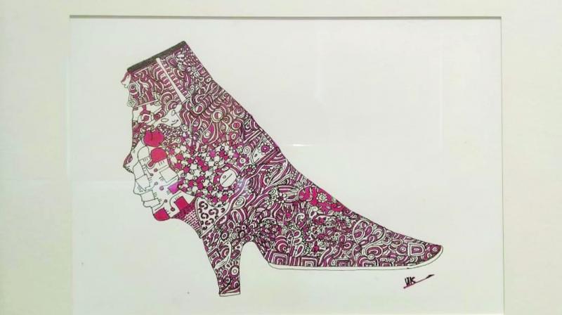 Beauty on Heels