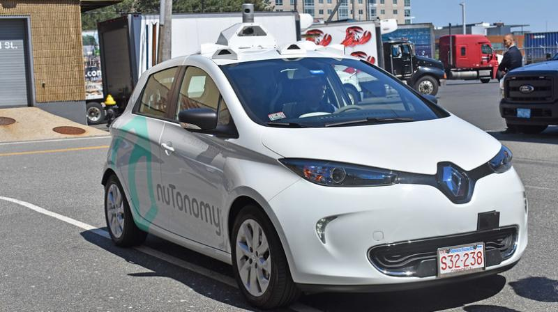 Mechanical or software systems failures were detected in only 14 per cent of the cases of disengagement from the autonomous system in the tests conducted on Beijing roads by 12 self-driving car makers in China (Photo | Wikimedia Commons)
