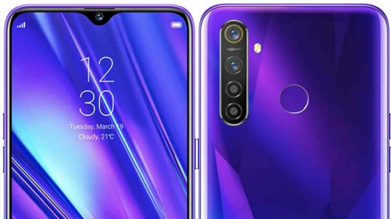 The launch events will be streamed online for prospective buyers and smartphone ethusiasts (Photo | realme)