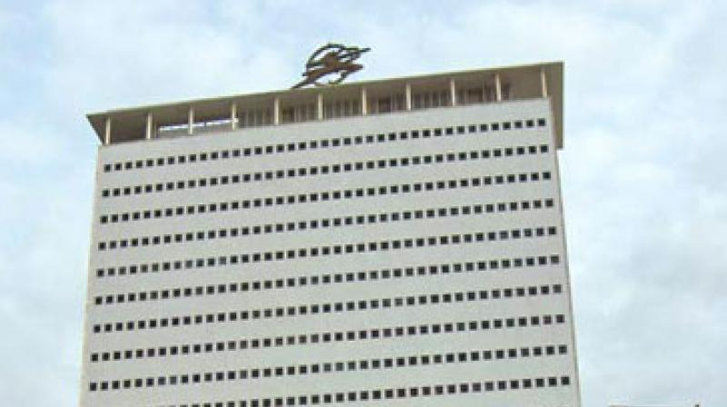 Air Corporation Employees Union (ACEU) has urged Air India management to reconsider its plans to sell the iconic Air India Tower at city's tony Nariman Point neighbourhood.
