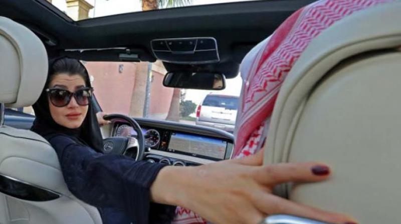 Allowing Saudi women to drive could help the kingdom reap as much income as selling shares in Saudi Aramco.
