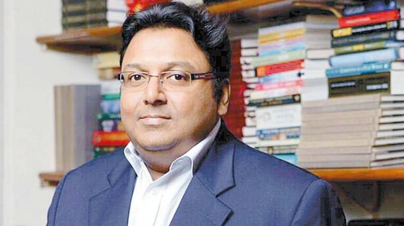 Author Ashwin Sanghi