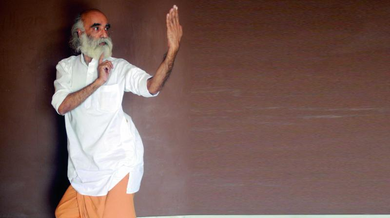 Guru Manu (Photo: Vinod Karimatt)