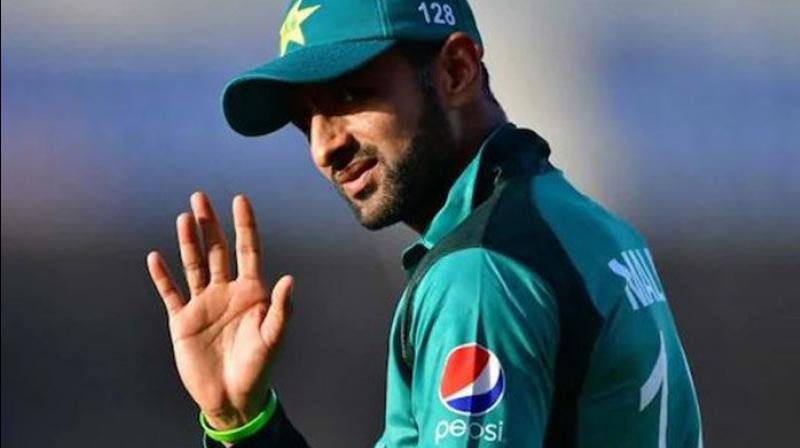 Malik tweeted about his decision to retire from the ODI format. (Photo: AFP)