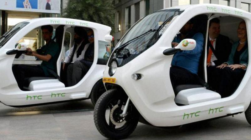 Engine-maker Cummins India is investing in research on electric mobility solutions for India. (Photo: Representational/File/PTI)