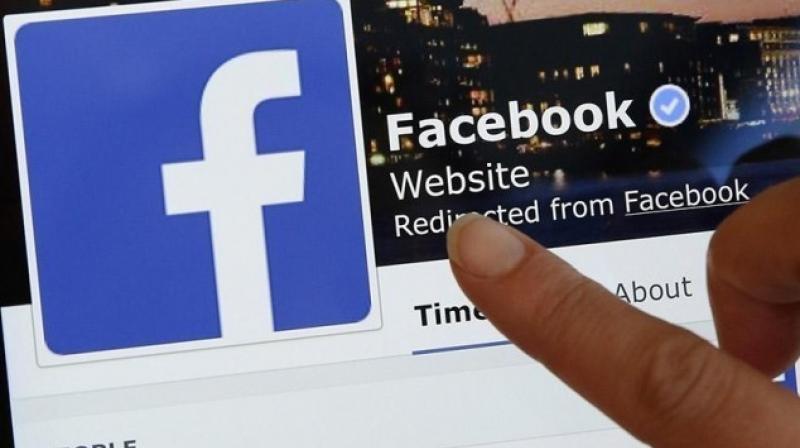 Facebook is global social media giant. (Photo: AFP)