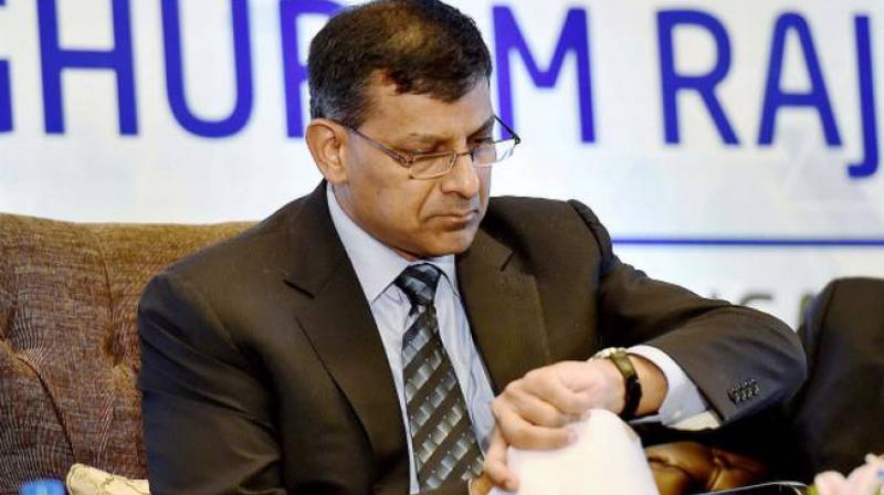 Former RBI Governor Raghuram Rajan. (Photo: PTI)