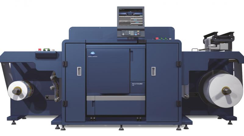 The AccurioLabel 230 is designed to deliver superlative value addition through best-in-class print quality.