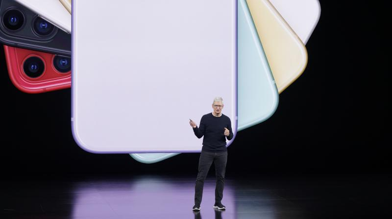 Apple could launch a slew of products in October. (Photo: AP)