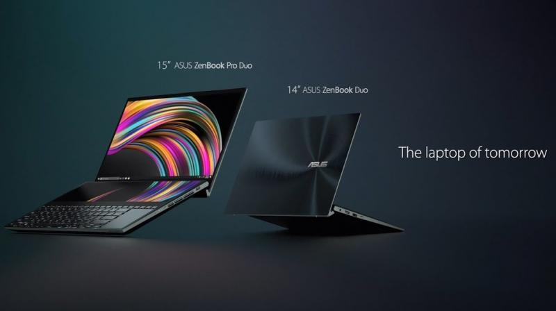 Asus unveiled ZenBook Pro Duo, an ultra-high-end dual-screen laptop, meant for professionals, content creators, and gamers alongside others.