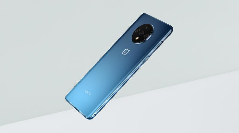 The new circular camera module has been confirmed to arrive with the OnePlus 7T.