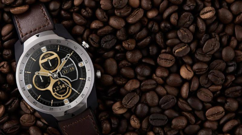 TicWatch smartwatches are a perfect amalgamation of style, comfort and technology.
