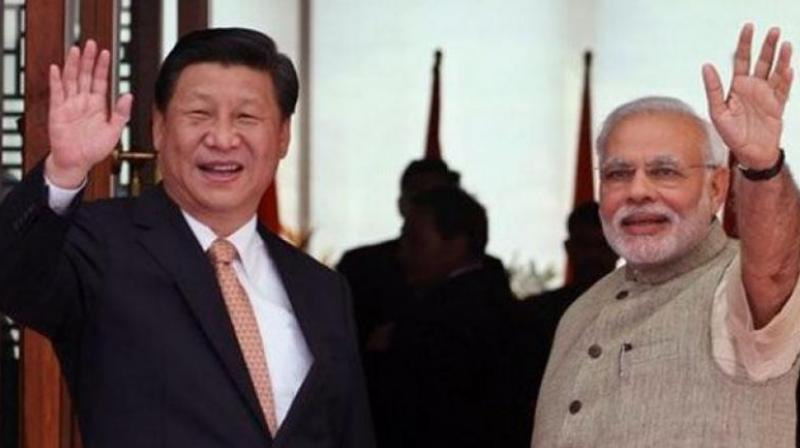 Prime Minister Narendra Modi and Chinese President Xi Jinping (Photo: PTI)