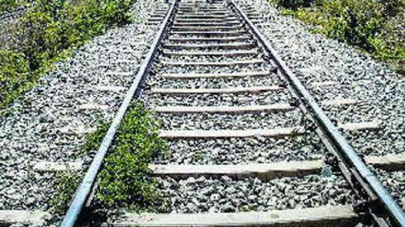After coming to know of the death of her husband, his wife P Varalakshmi, 56, also killed herself by jumping in front of another train at the same spot, police said. (Photo: File | PTI)