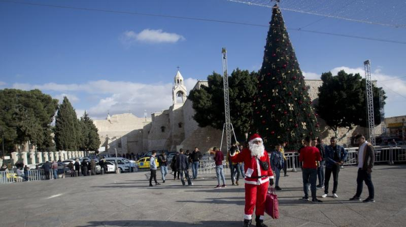 Tourism has suffered in the past during outbreaks of violence between Israel and the Palestinians. (Photo: AP)