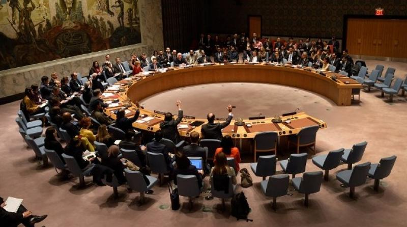 This is India's first presidency in the UNSC during its 2021-22 tenure as a non-permanent member of the UNSC. (Photo: AFP/File)