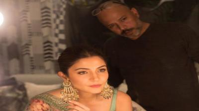 Anushka Sharma gets emotional over demise of makeup-artist