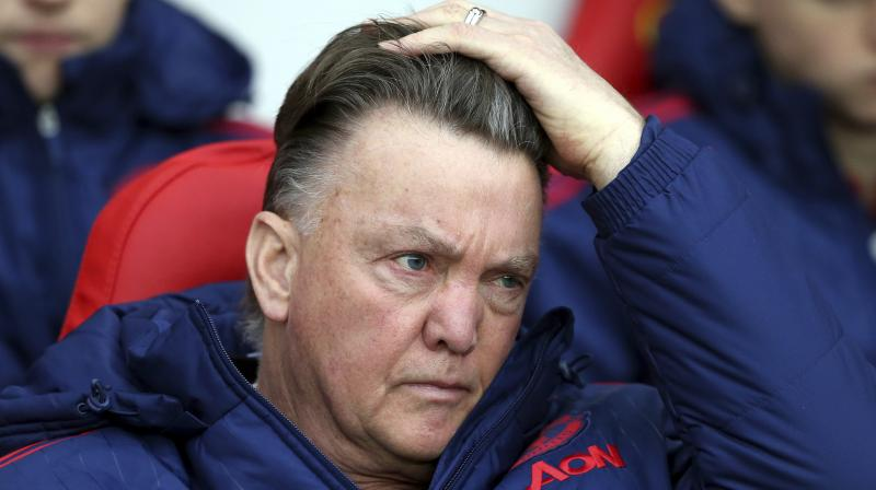 Van Gaal led Ajax to the Champions League title in 1995 and led Barcelona, Bayern Munich, and AZ Alkmaar to domestic league titles. (Photo: AP)