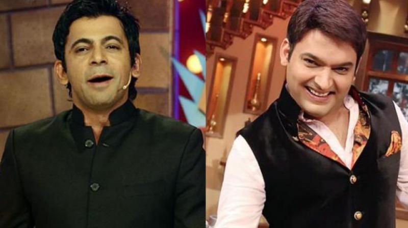Comedian Sunil Grover and Kapil Sharma (Representational Image)