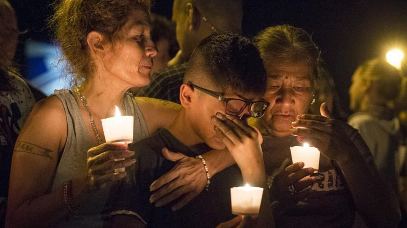 Jessika Edwards, who worked with Kelley at Holloman Air Force Base in New Mexico from 2010 to 2012, said the 26-year-old shooter had displayed a fascination with mass murders while he was enlisted in the Air Force. (Photo: AP/File)