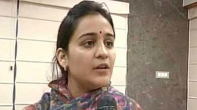 Mulayam Singh's daughter-in-law Aparna Yadav. (Photo: File)