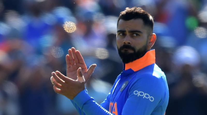 Needing just 240 to reach Sunday's final, two-time champions India were undone by a dismal start to their run chase. (Photo: AFP)