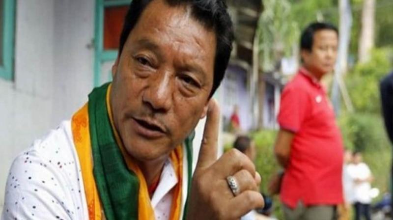 GJM's Bimal Gurung