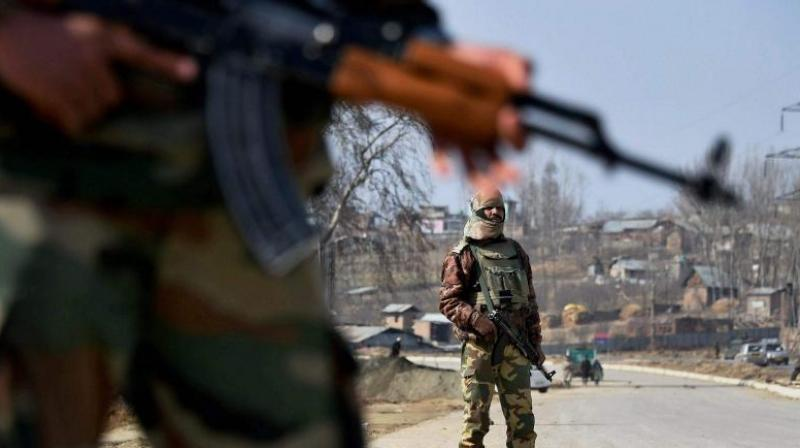 The terrorists are believed to have planted the IED during the intervening night under the cover of darkness, the officials said. (Representational image: PTI)
