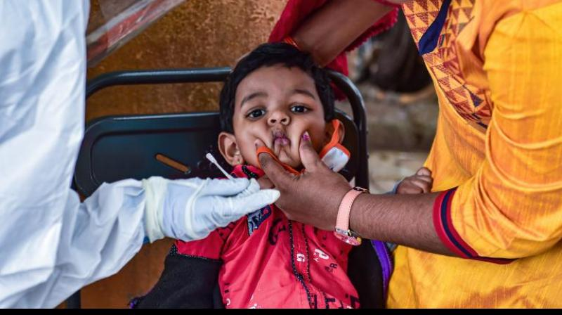 The UN health agency said work was under way to gain a better understanding of the dynamics of Delta and why it is more transmissible. (Representational image: PTI)