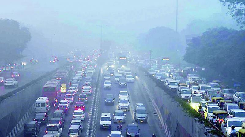 For 12 days, odd-numbered vehicles will be allowed on Delhi roads on odd dates and even-numbered vehicles will be allowed on even dates. The scheme will not be implemented on November 10 (Sunday) and the restrictions will also apply to the vehicles with registration numbers of other states.
