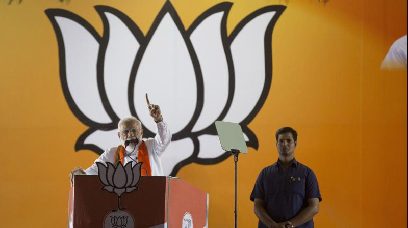 The party under the authority of Modi did extraordinary for BJP. (Photo:AP)