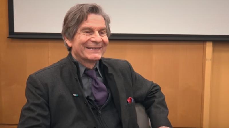 French economist Guy Sorman
