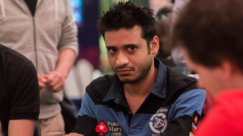 International Poker star Aditya Agarwal says that he has never had a job apart from playing Poker