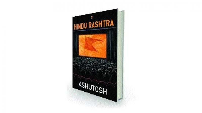 Hindu Rashtra By Ashutosh Westland Books,  Rs 599