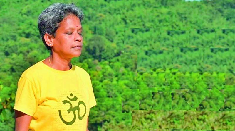Dr Sunitha Acharya from Sivananda Yogalaya
