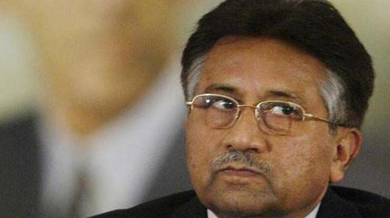On May 2, Musharraf requested the court to delay proceedings until end of holy month of fasting.  (Photo: AP | File)
