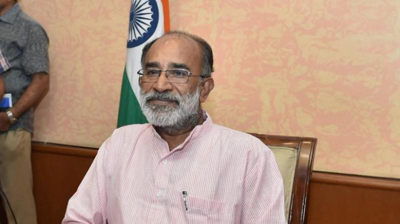 Union minister K J Alphons said that India aims to create 100 million jobs through tourism in the next five years. (Photo: PTI)